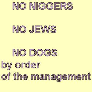no-jews